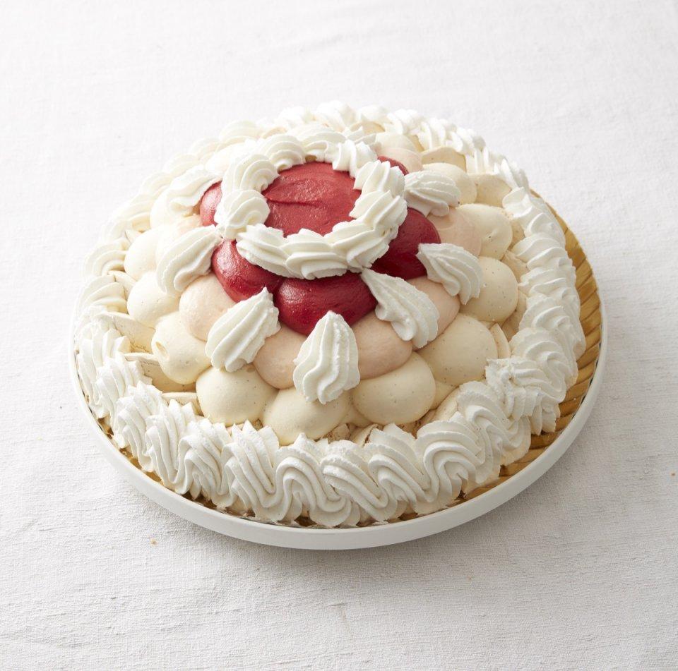 Vacherin glac grande rosace boulangerie p tisserie pain p tisserie chocolats petite for Grande glace