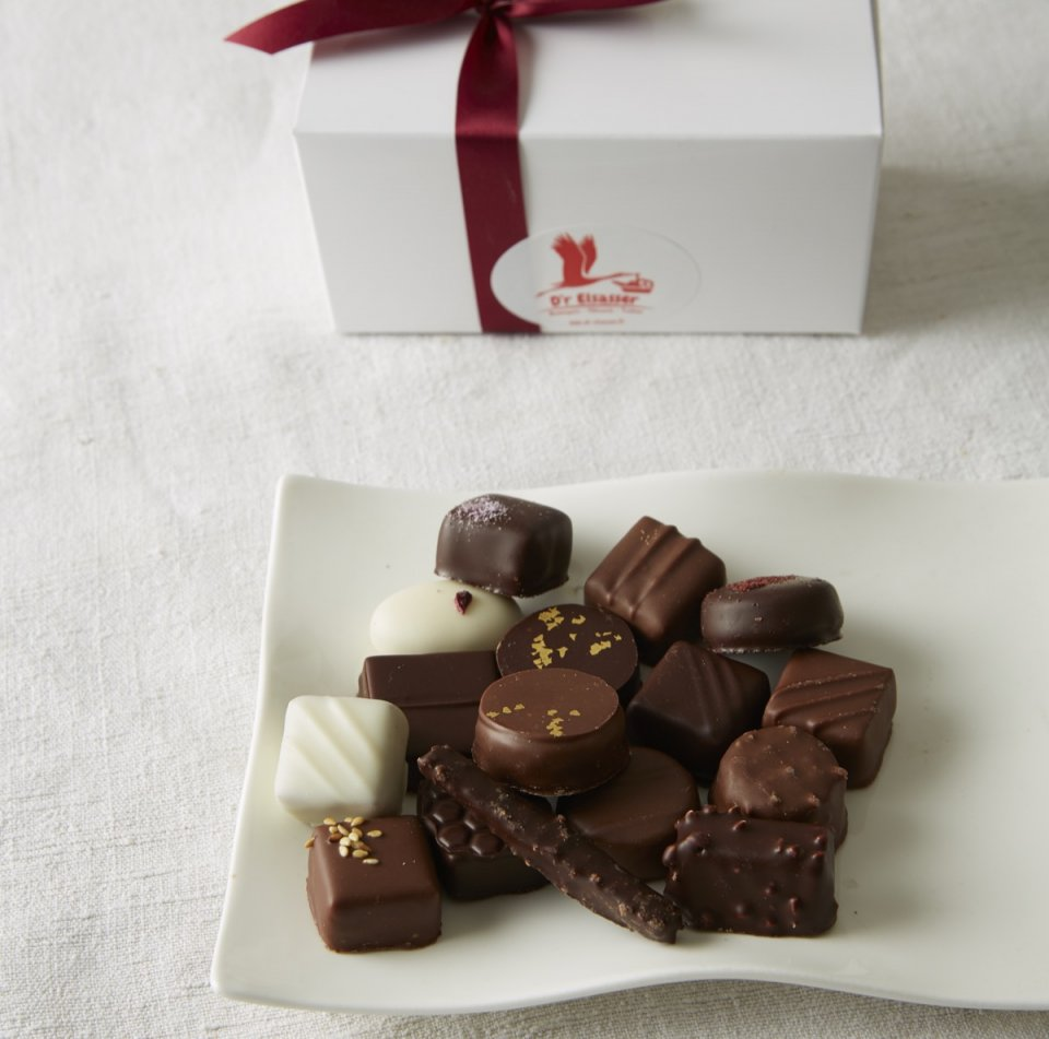 Assortiment Chocolats  (100g)