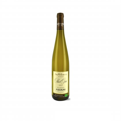 ALSACE PINOT GRIS BIO 2017